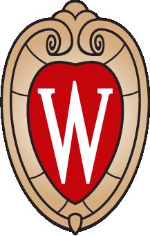 University of Wisconsin crest logo